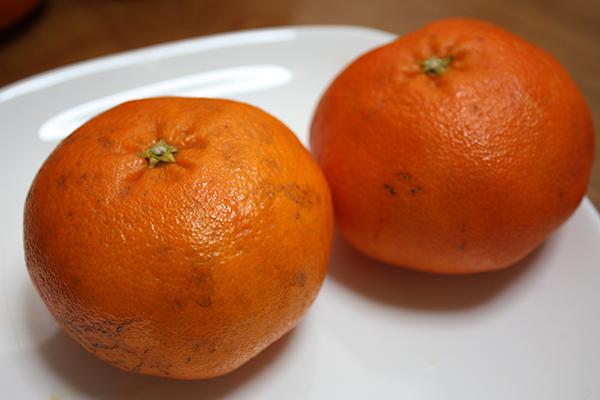 低農薬栽培、甘平みかん(かんぺいみかん)