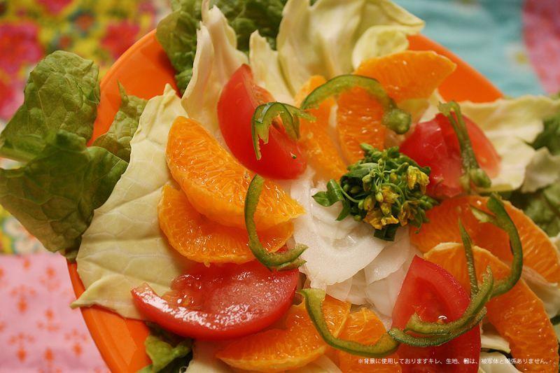 みかんサラダ
