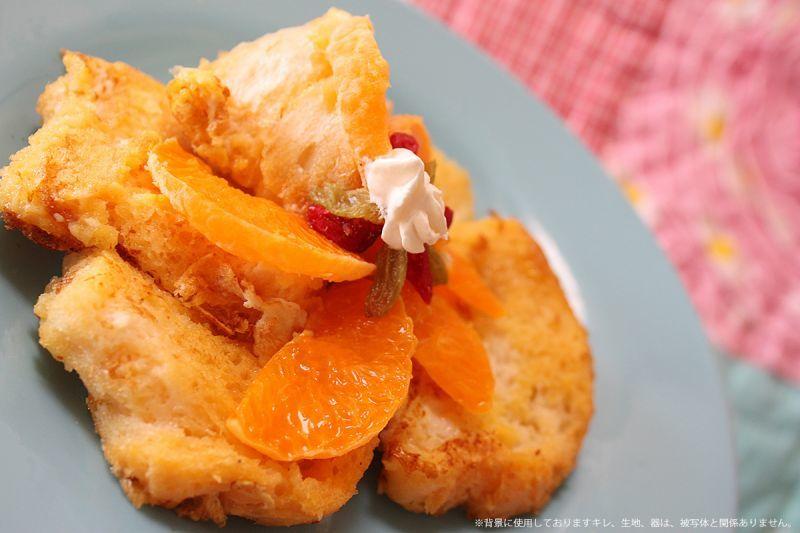 みかんフレンチトースト