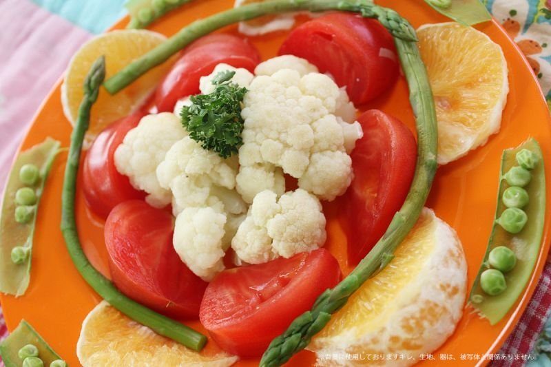 みかん野菜サラダ